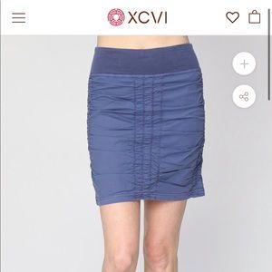 XCVI cotton skirt